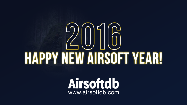 Happy New Airsoft Year